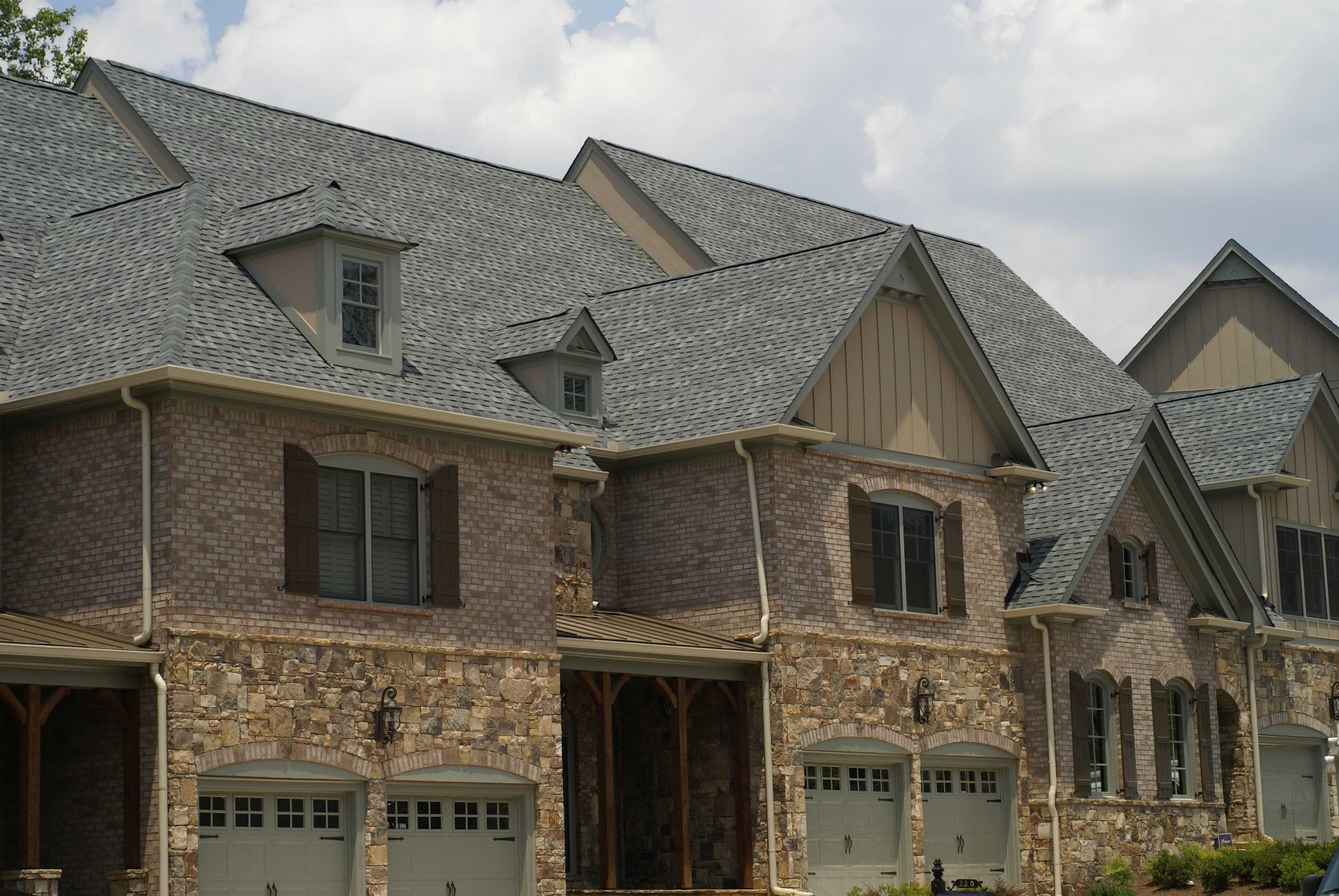 Pinnacle Hearthstone Gray Asphalt Roofing Manufacturers
